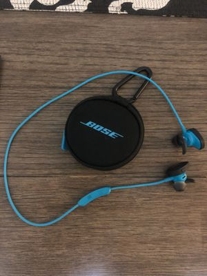 Bose sound sport bluetooth earbuds for Sale in Orlando, FL