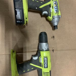 Impact And Drill Set for Sale in Chicago, IL