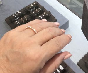 Sophisticated Diamond Band in 14K Rose Gold! for Sale in San Diego, CA