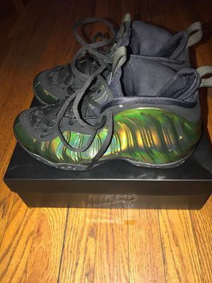 Green hologram foamposites for Sale in Dillwyn, VA