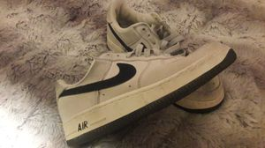 Gray and navy blue air force ones. for Sale in Gresham, OR