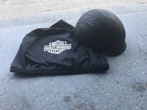 Harley Davidson Motorcycle Helmet for Sale in Winder, GA
