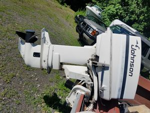 Johnson outboard motor 35 horsepower for Sale in Yardley, PA