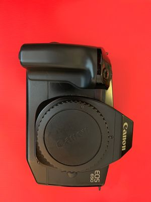 Canon EOS 650 (1987) with lens for Sale in Worthington, OH
