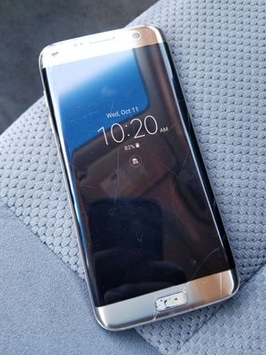 Samsung s7 edge for Sale in San Diego, CA