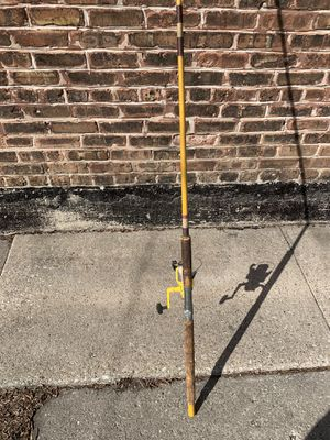 Large fishing Rod for Sale in Chicago, IL