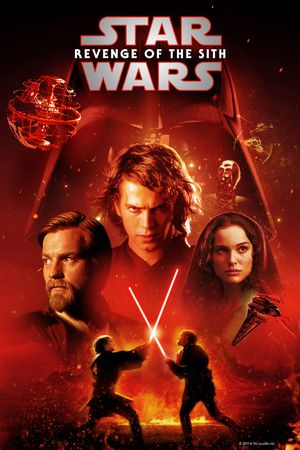 Star Wars: Revenge of the Sith HD Digital Movie Code for Sale in Fort Worth, TX