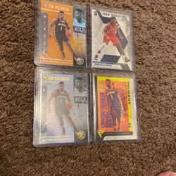 Zion Williamson Rookie Card Lot for Sale in North Las Vegas,  NV