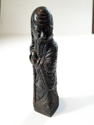 $300! Antique BRONZE chinese scholar statue for Sale in Tacoma, WA