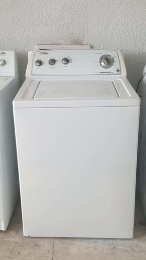 WHIRLPOOL WASHER SUPER CAPACITY **DELIVERY AVAILABLE TODAY** for Sale in Florissant, MO