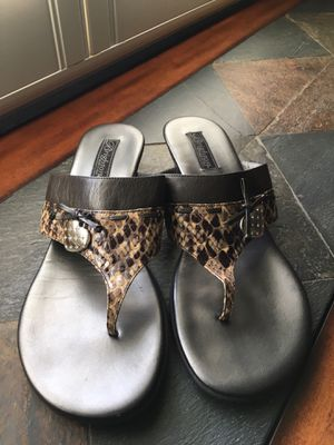 Gently used Women's Brighton sandals for sale! for Sale in Walnut, CA