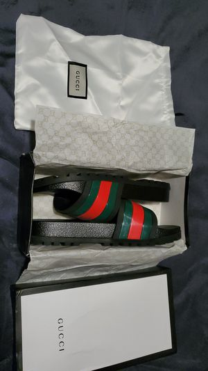 Gucci slide size 12 for Sale in Portland, OR