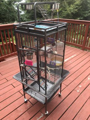 Bird cage 120 $ for Sale in Ellicott City, MD