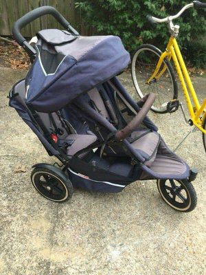 Phil and Teds Double Stroller for Sale in Alexandria, VA