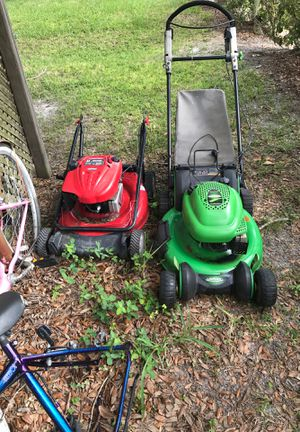 Lawnmowers non working for Sale in Lutz, FL