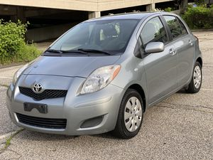2010 TOYOTA YARIS MANUAL for Sale in New London, CT