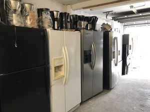 Appliance repair services available refrigerators washers dryers for Sale in Miramar, FL