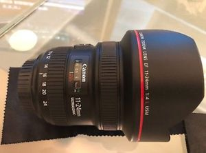 Canon EF 11-24mm f/4 L USM Lens for Sale in Chicago, IL
