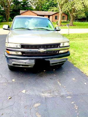 2002 Chevy Silverado 1500 4x4 for Sale in Elgin, IL