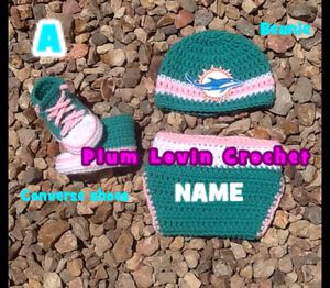 Miami Dolphins girl outfit for photo prop for Sale in Henderson, NV
