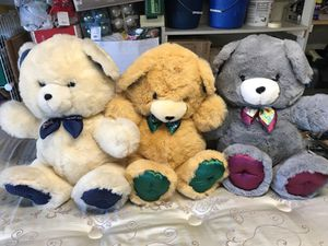 Stuffed bears for Sale in Federal Way, WA