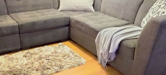 Sectional Couch Modular for Sale in Auburn,  WA