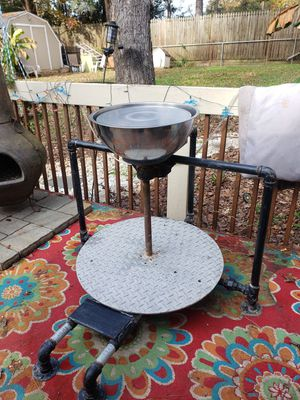 Pottery Kick Wheel for Sale in Wake Forest, NC