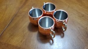 Moscow mule shot glasses for Sale in Phoenix, AZ