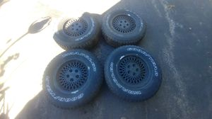 Tires 225/75R15 for Sale in St. Charles, IL