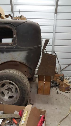 Model A Potters Trunk for Sale in Tucson, AZ