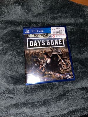 Days Gone (PS4) for Sale in Hamilton Township, NJ