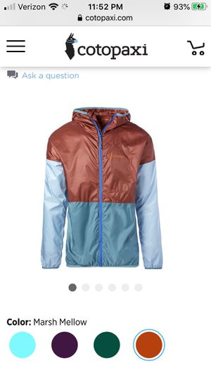 Tons of Cotopaxi and United By Blue clothing - shorts, jackets and hoodies for Sale in Cleveland, OH