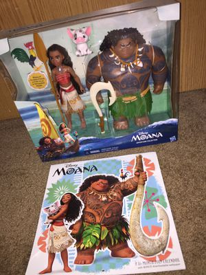 Moana bundle for Sale in Portland, OR