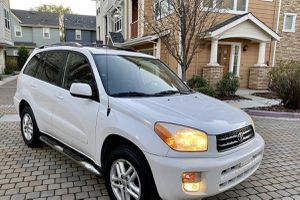 Fully detailed 2002 Toyota RAV4 FWDWheelss Exceptional for Sale in Cincinnati, OH