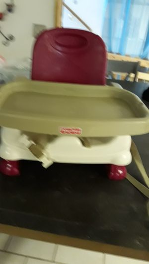 Fisher price booster seat for Sale in Northlake, IL