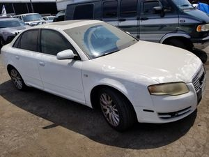 For PARTS VW AUDI A4 AWD 2.0 TURBO QUATTRO 6 speed FOR PARTS for Sale in Los Angeles, CA