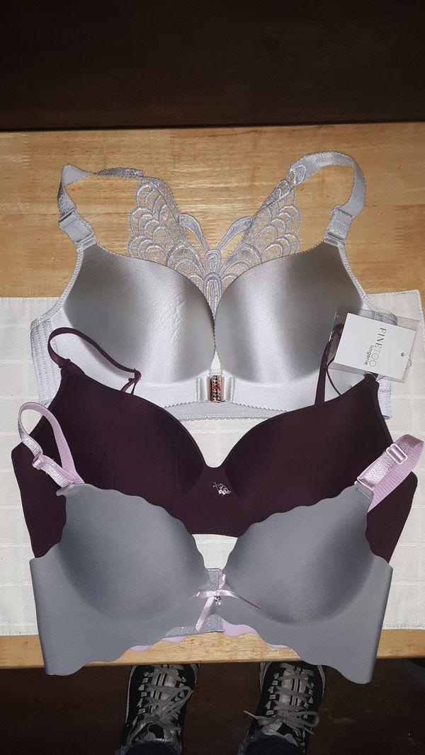 Brand new bras