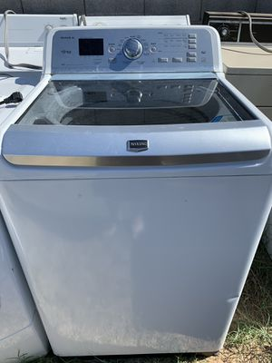 Maytag bravos xl washer @delivery available for Sale in Phoenix, AZ