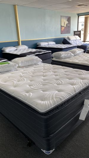 New Mattress All Sizes TWIN Full Queen King Memory Foam Cooling Gel and Pillowtops RKDX37 for Sale in Irving, TX