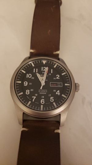 Seiko 5 Sports Automatic Watch for Sale in Frederick, MD