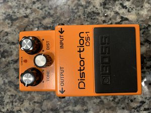 Boss Distortion DS-1 Pedal for Sale in Henderson, NV