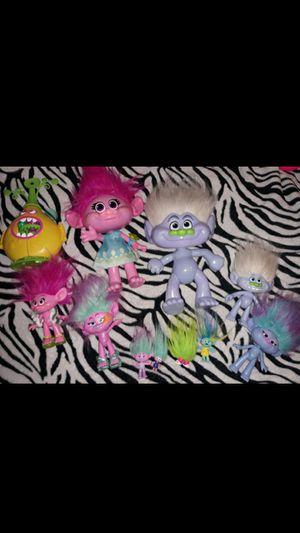 Trolls toy lot for Sale in Austin, TX