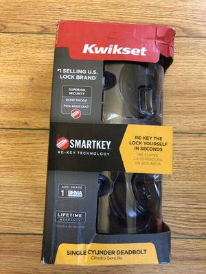 Kwikset smartkey door handle for Sale in Fresno, CA