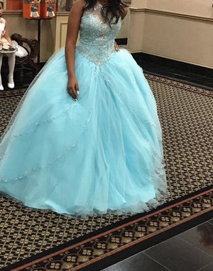 PROM DRESS/ SWEET 16 Dress for Sale in Gunpowder, MD
