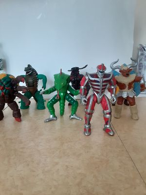 Vintage Power Ranger toys for Sale in Shelton, CT