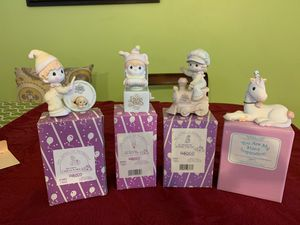 Precious Moments Birthday Club Membership Figurines for Sale in Columbia, MD