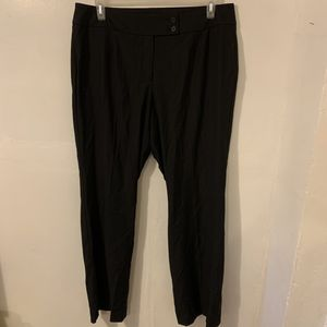 NEW Talbots Women's Black Casual Dress Pants Size 14W Plus Size Woman Heritage - Retails for $119.00. for Sale in Trenton, NJ