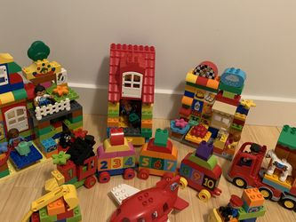 Real Duplo Lego . 280 pieces for Sale in Burien,  WA