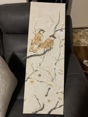 Bird canvas for Sale in Fort Belvoir, VA