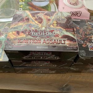 Yugioh Ignition Assault 1st Edition Booster Box for Sale in La Habra, CA
